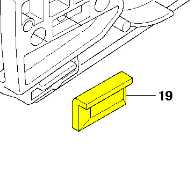 Husqvarna Chain Guide 501517201