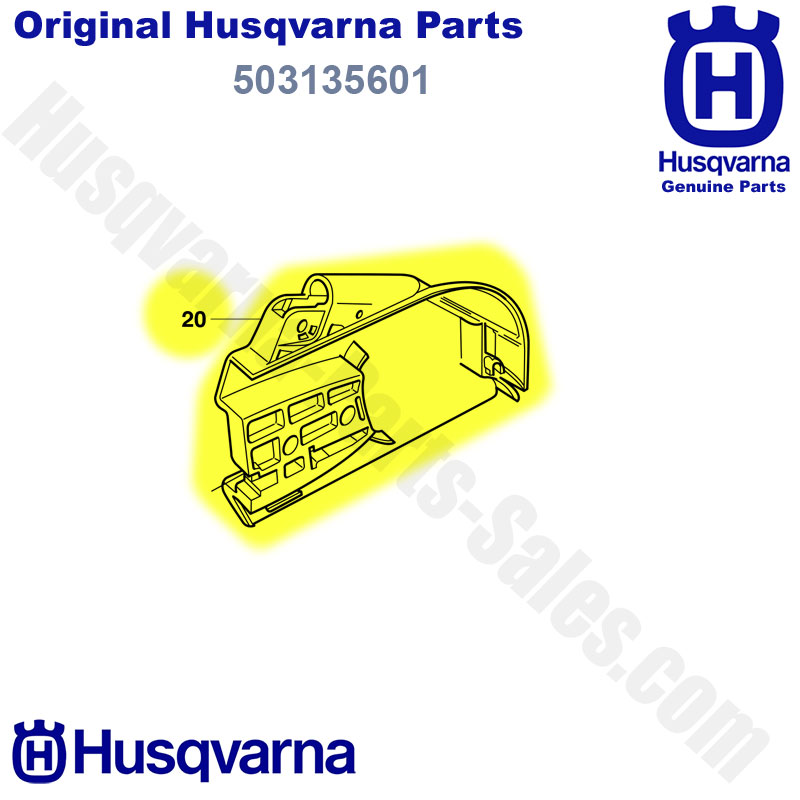 503135601 Husqvarna Chain Brake Cover