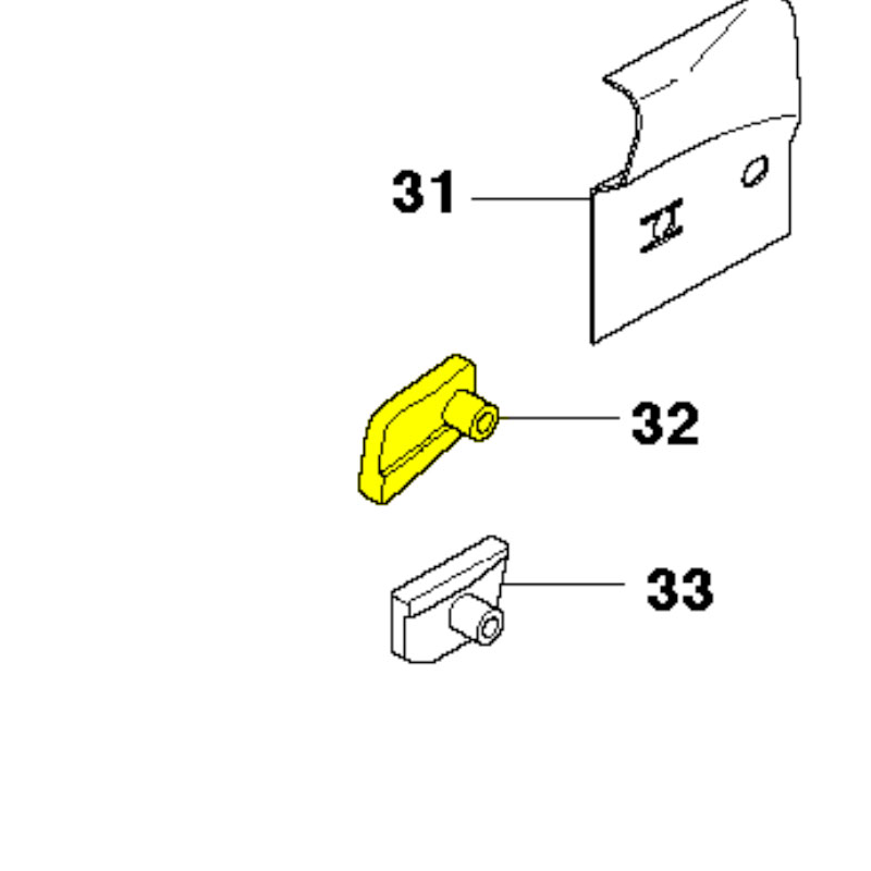 Husqvarna Chain Guide 503141401