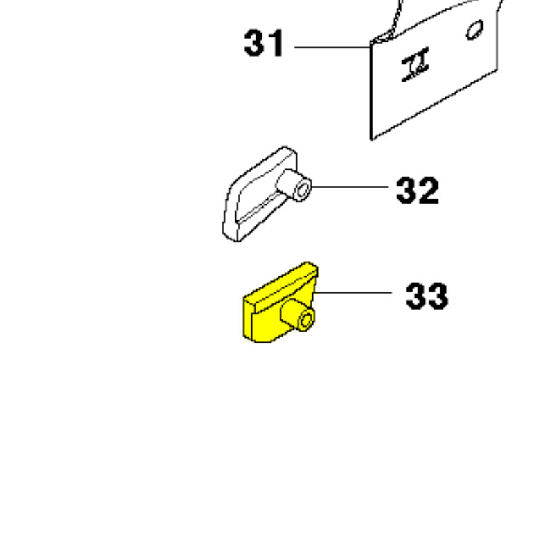 Husqvarna Chain Guide 503141501