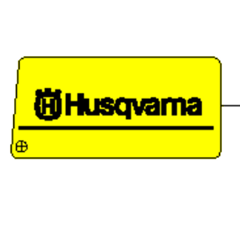 Husqvarna Label 503908801