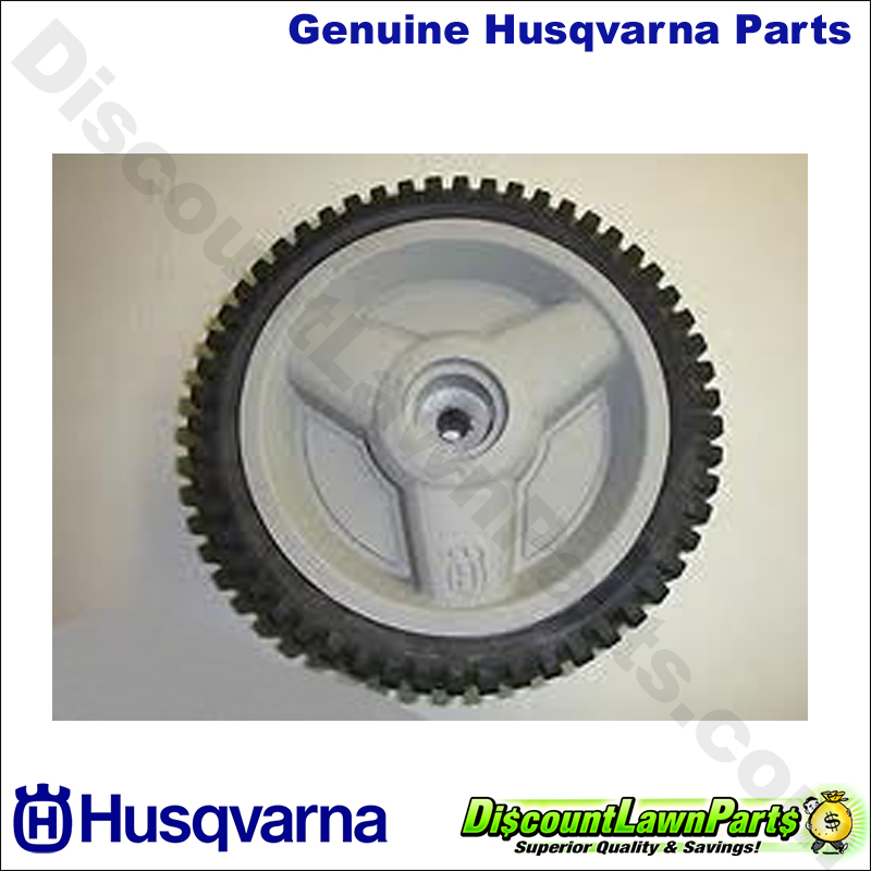 Husqvarna 532401274 Lawn Mower Front Gear Wheel