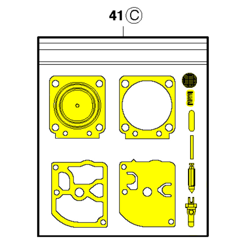 Husqvarna Repair Kit 581743701