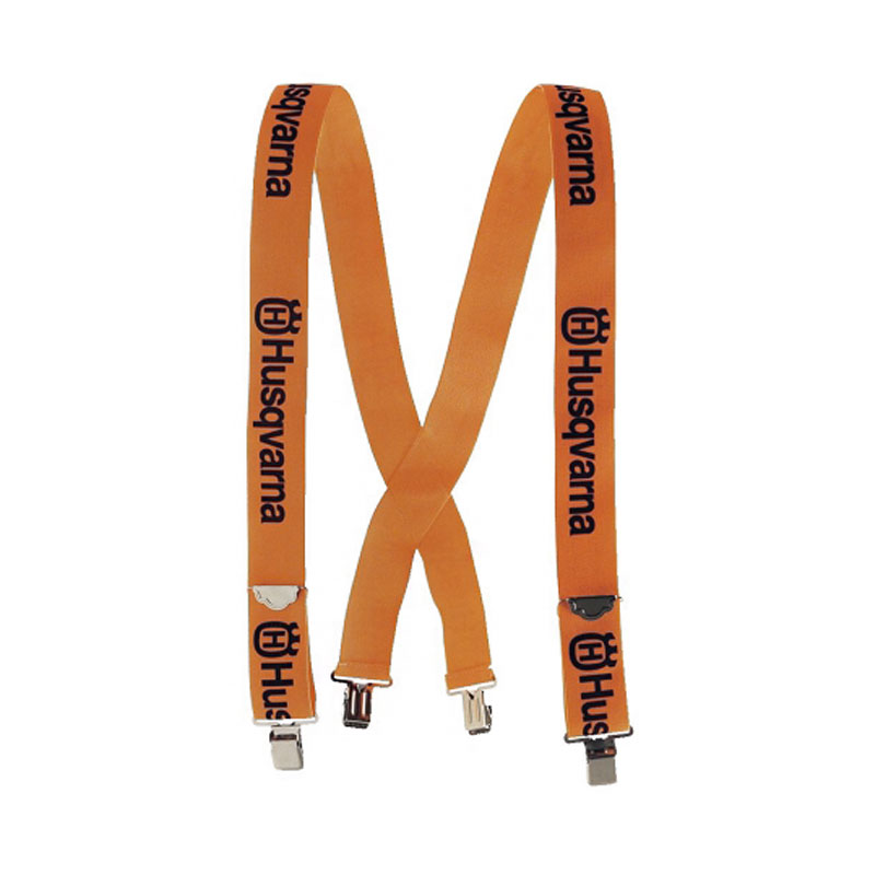 Husqvarna Suspenders Clip/Orange 505618500
