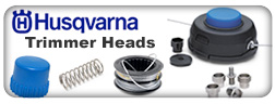 Husqvarna Trimmer Heads and Trimmer head Parts