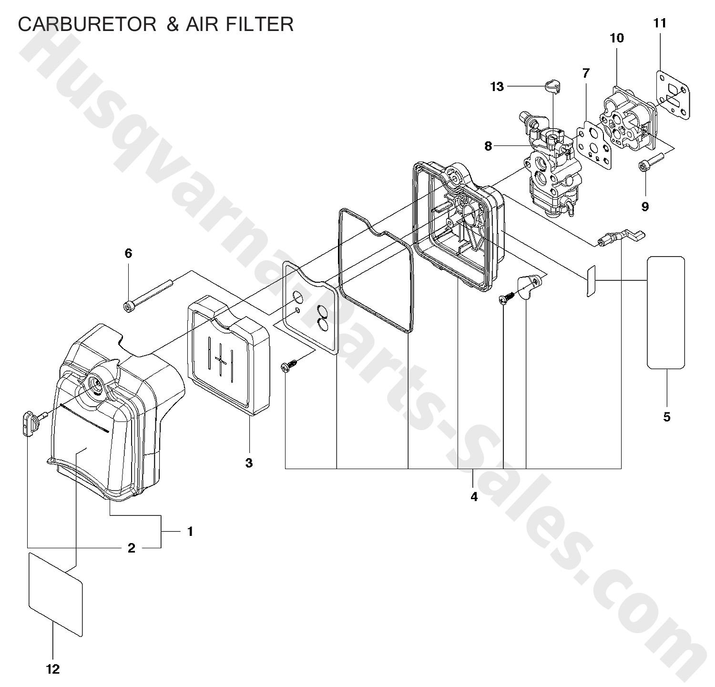 gas backpack leaf blowers wiring diagrams