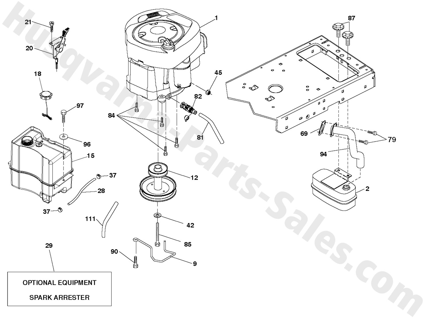 Oem Husqvarna Lawn Tractor Parts in addition P 14585 John Deere Z900a Series 72 Mower Deck Parts Diagram furthermore Mower Deck Cutting Deck in addition Scotts S2554 Parts List as well Troy Bilt Self Propelled Mower Diagram. on john deere riding mowers