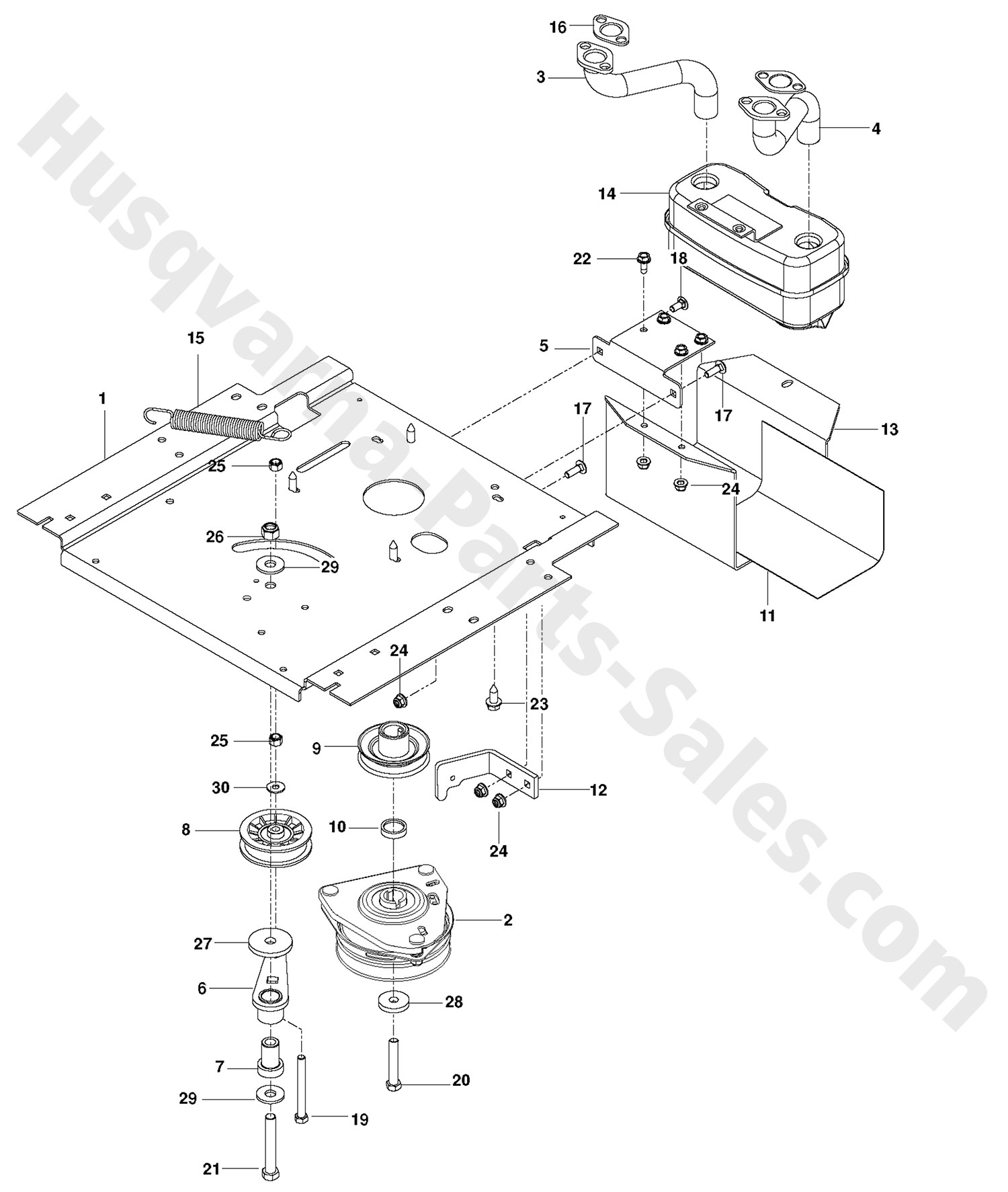 Husqvarna 125b Fuel Line Replacement Parts 350 Engine Diagram Wiring Diagrams Schematics 125e Routing Hu700f
