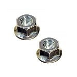 2 PACK of Bar Nuts for Husqvarna Chainsaws  503220001