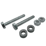 Husqvarna Shear Pin Kit 1/4 Inch (Contains 6 Each Of Key Numbers 19 And 28) 601001986