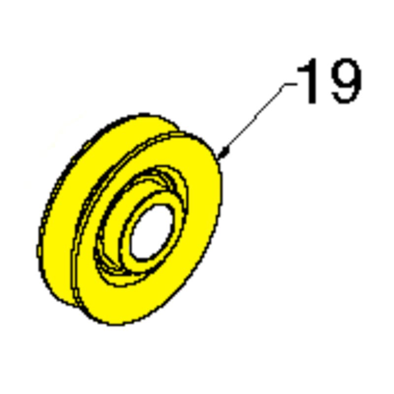 Husqvarna Pulley English Traction 532426490