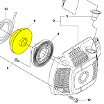 STARTER PULLEY