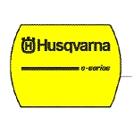 Husqvarna Decal,340 544016701