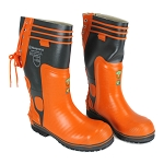 573955941 Husqvarna Sp Rubber Boot / Size 8.5