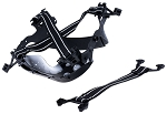 Husqvarna 575557602 Helmet Suspension Harness 6 Point