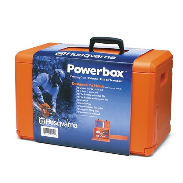 Husqvarna Powerbox Carrying Case 100000107 - Genuine Husqvarna Parts