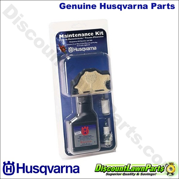 Husqvarna Maintenance Kit 531306369 - Genuine Husqvarna Parts