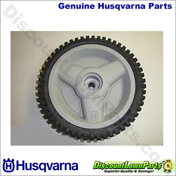 Husqvarna 532401274 Lawn Mower Front Gear Wheel - Genuine Husqvarna Parts