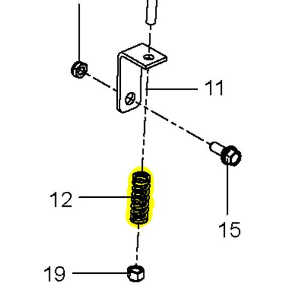 874780740 Husqvarna Bolt together with Change Mower Belt Craftsman Mower 217174 in addition 42 Inch Troy Bilt Wiring Diagram also T 92768 besides Zero Turn Wiring Diagram. on husqvarna ztr